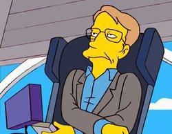 'Los Simpson' rinden tributo a Stephen Hawking tras su muerte