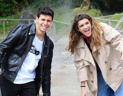Eurovisión 2018: Primeras imágenes de la postal de Alfred y Amaia en las Azores