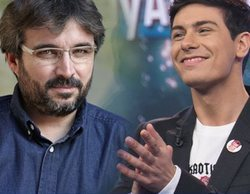 """Jordi Évole, agradecido con Alfred ('OT 2017'): """"Gracias por salirte del carril de lo políticamente correcto"""""""