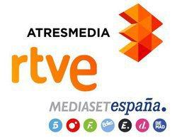 RTVE, Atresmedia y Mediaset se alían para crear una plataforma conjunta de contenidos a la carta