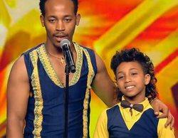 Un visado de Etiopía y un incidente laboral impiden a dos concursantes asistir a la semifinal de 'Got Talent'