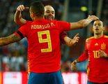 El amistoso Alemania-España (28,5%) sobresale en una noche donde ningún espacio supera los dos dígitos