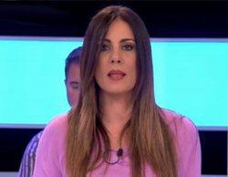 Alicia Senovilla, protagonista de un inesperado fallo técnico en 'En boca de todos', de Telemadrid