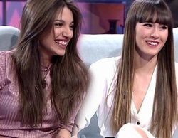 """La confusión de Toñi Moreno en 'Viva la vida' al presentar a Aitana y Ana Guerra ('OT 2017') como """"Amaia War"""""""