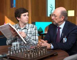 'The Good Doctor' despide su primera temporada manteniendo sus buenos datos