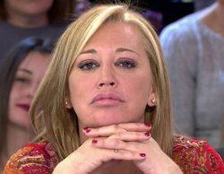 """Belén Esteban advierte a Kiko Matamoros en 'Sálvame': """"¿Decimos por qué se ha ido realmente del programa?"""""""