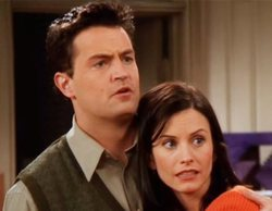 'Friends': El guiño a la relación entre Chandler y Mónica antes de que ocurriera en la serie