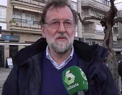 """TVE censura la """"huida"""" de Mariano Rajoy ante las preguntas sobre el máster de Cristina Cifuentes"""