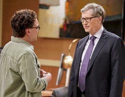 Bill Gates visita Pasadena en el 11x18 de 'The Big Bang Theory'