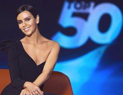 """Las redes, muy críticas con el estreno de 'Top 50' con Cristina Pedroche: """"Ni tiene gracia, ni me he reído"""""""