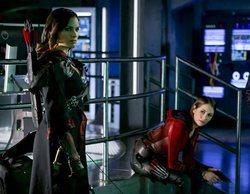 Uno de los protagonistas de 'Arrow' se despide en el 6x17