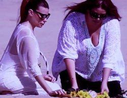 'Sábado deluxe' destapa el curioso conjuro que María Lapiedra realizó antes de entrar en 'Supervivientes'