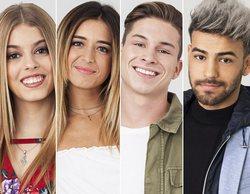 'OT 2017': Agoney, Raoul, Nerea y Mimi negocian formar un grupo musical