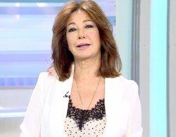 """Ana Rosa responde a la demanda de Puigdemont y Comín: """"Seguiremos informando y defendiendo la libertad"""""""
