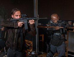 El lado oscuro de Rick y los secretos de Negan protagonizan el 8x14 de 'The Walking Dead'