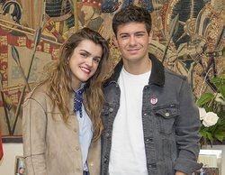 Amaia y Alfred son recibidos por el embajador de Portugal en España