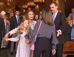 La bronca entre la reina Letizia y doña Sofía, protagonista indiscutible de los magacines televisivos