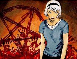 'Sabrina': Primera imagen de Kiernan Shipka y Ross Lynch como Sabrina y Harvey en el reboot de Netflix