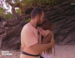 Alberto Isla ('Supervivientes') le pide matrimonio en directo a Isa Pantoja y ella acepta