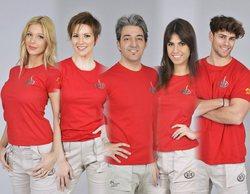 Romina, María Jesús, Fernando, Sofía y Sergio, nuevos nominados de 'Supervivientes 2018'
