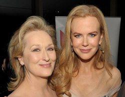 Nicole Kidman publica la primera imagen de Meryl Streep en 'Big Little Lies'