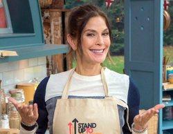 Teri Hatcher ('Mujeres desesperadas') gana un programa especial benéfico de 'The Great Celebrity Bake Off'