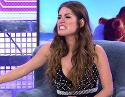 "Miriam Saavedra estalla contra Rafa Mora en 'Deluxe': ""Eres un cachudo. Carlos Lozano cree que eres un friki"""