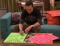 Sheldon y Leonard, presidentes de la comunidad en el 11x19 de 'The Big Bang Theory'