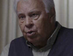 Felipe González defiende en 'Salvados' que el artículo 155 se debería haber aplicado antes