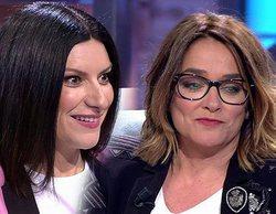 "Laura Pausini, en un aprieto en 'Viva la vida' con Toñi Moreno: ""A ti te gustan las mujeres, ¿no?"""