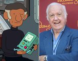 Muere Chuck McCann, voz en series como 'Hora de aventuras', 'Patoaventuras' o 'Las Supernenas', a los 83 años
