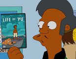 'Los Simpson' contestan en un episodio a las críticas del estereotipo de Apu y el racismo en la serie