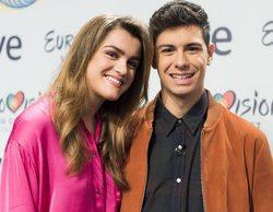 Eurovisión 2018: Alfred afirma que Ernesto Artillo está detrás del vestuario que llevarán en el Festival