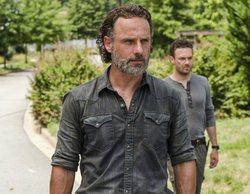 'The Walking Dead' hace públicas las cartas que Carl le escribió a Rick y Negan