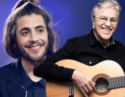 Eurovisión 2018: Salvador Sobral actuará en la final del Festival junto al cantante brasileño Caetano Veloso