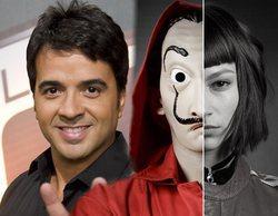 """'La Casa de Papel': Hackean el vídeo de """"Despacito"""" de Luis Fonsi en YouTube por una imagen de la serie"""
