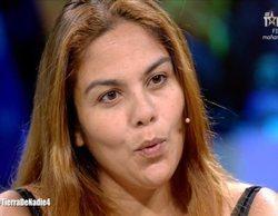 """Saray reaparece en 'Tierra de Nadie' tras su expulsión disciplinaria: """"Solo quiero que Romina me perdone"""""""