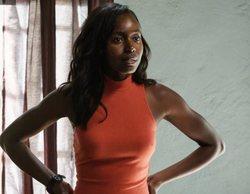 'Titans': Se filtran imágenes del rodaje y se desvela la apariencia de Anna Diop como Starfire