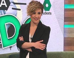 "laSexta presenta 'Liarla Pardo', el magacín de Cristina Pardo: ""He sentido vértigo, pero estoy contenta"""