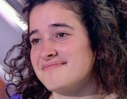 """Andrea emociona al jurado con su actuación y supera sus miedos en 'Factor X': """"Eres muy valiente"""""""