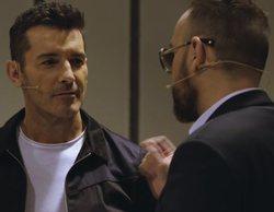 Jesús Vázquez y Risto Mejide se reconcilian en 'Factor X' tras su dura discusión en 'OT 2009'