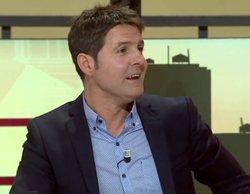 """Jesús Cintora visita 'Al rojo vivo', el programa con el que competía en Cuatro: """"Tiene muchísimo morbo"""""""
