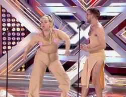 'Factor X': Lapili, Jirafa Rey y su 'Cómeme el donut', protagonistas de los memes y reacciones al estreno
