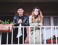 'Cuéntame cómo pasó': Amaia y Alfred visitan el rodaje de la serie tras la invitación de Elena Rivera