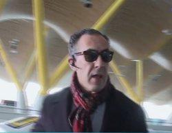 'Socialité': Jaime de Marichalar da un manotazo a una reportera cuando le pregunta por la polémica de Froilán