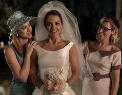 'Velvet': Paula Echevarría, Marta Hazas y Cecilia Freire protagonizan un amistoso reencuentro de la serie