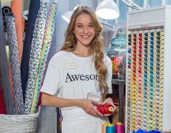 Alicia se convierte en la ganadora de la primera temporada de 'Maestros de la costura'