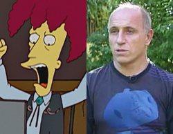'Madrid Directo' habla con el hombre detrás del Actor Secundario Bob de 'Los Simpson' por el Día de la Voz