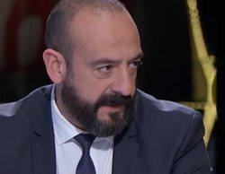 """Jordi Cañas, de Ciudadanos, es llamado """"hijo de puta"""" en un programa de TV3 por parte de una mujer de público"""