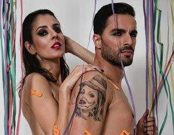"""Petra y Cristian ('GH Revolution') se desnudan para Primera Línea: """"Me gusta ponerme sus bragas y bailar"""""""